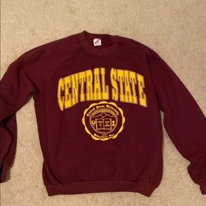 Central state University sweatshirt